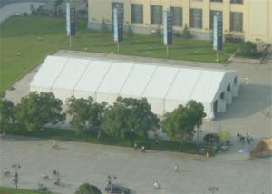 China Outdoor Aluminum Canopy  Tent , Ground Anchor Clear Span Tent 25m X 50m on sale