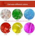 China jelly wax/gel wax for produce candles