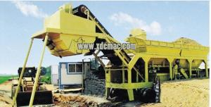 China YWBS series Mobile Soil Mixing Plant on sale
