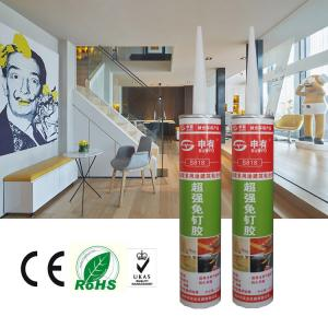 China 300ML No More Nails Sealant , Silicone Adhesive Sealant For Interior And Exterior on sale