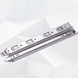 China Custom durable telescopic channel drawer slide lock-out heavy duty drawer slide on sale