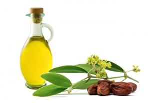 China Natural golden jojoba oil cas 90045-98-0 jojoba seeds extraction essential oil for health care supplier