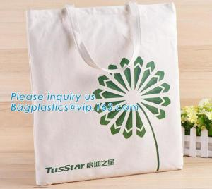 China newest Promotional cheap wholesale logo print recycle cotton canvas bag custom fabric organic calico tote bag bagease pa on sale