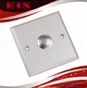 China Stainless Steel Door Release Push Button on sale