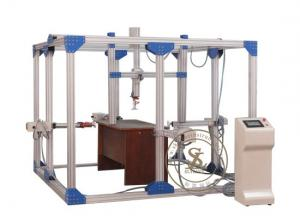 China 5 Air Cylinders PLC Control Furniture  Testing Equipment, Table Furniture Testing Machine on sale