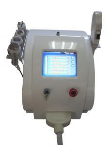 China Portable Ipl Hair Removal Machines Monopolar RF + Tripolar RF + Vacuumliposuction on sale