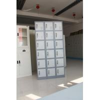 China Used School Lockers For Sale  , adjustable locker shelf  , metal locker cabinet on sale