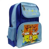 600d Polyester Top Handle School Backpack Bag Cartoon School Children Backpack