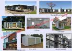 Modern Environmental Prefab Container House Multi - Functional Mobile House Easy Assembling