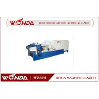 China Construction Foam Concrete Automatic Brick Making Machine 1.3-1.5m/ Min Capacity on sale