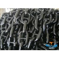 Marine Mooring Equipment Ship Stud / Studless Link Chain Anchor Chain