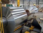 914 mm - frío laminados de acero bobinas de silicio no orientada de 1250mm / bobina
