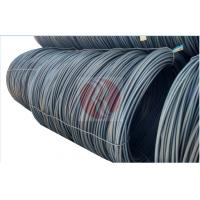 China Tangshan low carbon steel wire rod stock on sale
