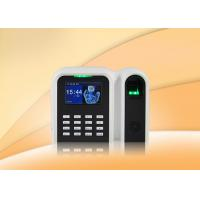 High speed network biometric fingerprint time clock system with ID Card for office , school , banks