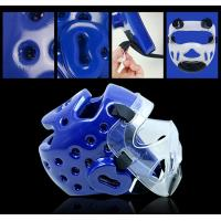 China Kids/Adults Mens/Womens Taekwondo Helmets Sanda/Muay Thai/Boxing Head Protector on sale