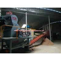 China High Efficiency Sawdust Making Machine Wood Logs Grinder Energy Saving on sale