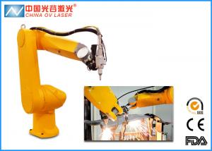 China CNC Robot Arm 3D Laser Cutting Machine for Automobile Industry on sale