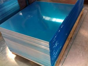 China 1100 1050 1060 0.5mm Aluminium Sheet With Chemical Test And Machanical Test on sale