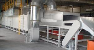 China Flake Electric - heating Type dip spin coating machine for Geomet coat on sale