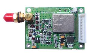 China 433/915/868 MHz radio module useing ISM free license band Narrowband modem on sale