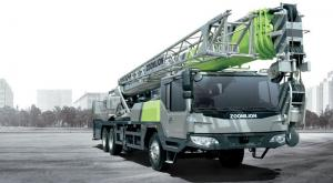 China Big Loading Capacity 30 Ton Truck Mounted Crane 75 km/h High Speed Mobile Crane Truck on sale