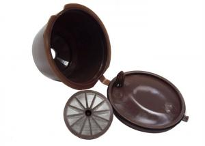 Quality Martello Reusable Dolce Gusto Refillable Capsule For Nescafe Coffee for sale