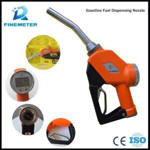 China Filling station oil filling nozzle, fuel filling gun,flow meter fuel nozzle on sale