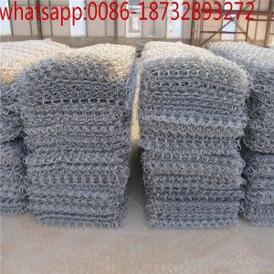 China Gabion wire mesh price,galvanized gabion box price/ hexagonal woven wire mesh gabion 3*1*1m double twist Gabion Box on sale
