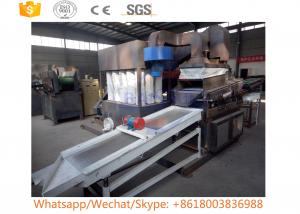 China Plant Scrap Metal Recycling Equipment , Large Scrap Copper Wire Granulator on sale