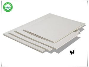 China thick grey paperboard two side grey paper board shoes boxes grey paperboard sheets on sale