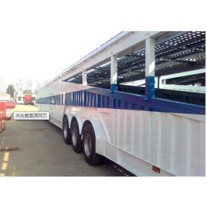 China 3 трейлера груза цапфы общего назначения на животное × 1557 × 2490 поставки 12450 транспортера и свиньи on sale