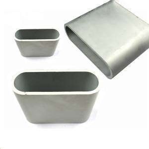 China High Hardness Aluminium Louver Frame , Led Aluminium Extrusion Profiles on sale