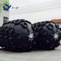 Natural Rubber Yokohama fenders, big size pneumatic fenders, rubber floating fenders