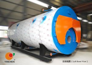 China 10 Ton Rubber Industrial Steam Boilers , Diesel Fired Steam Boiler Low Pressure on sale