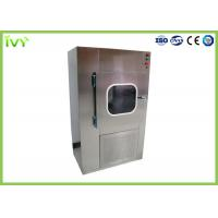 High Strength Air Shower Pass Box , Clean Room Box ISO9001 Certificated
