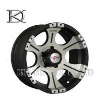 Light Replica Vossen 1 Piece Forged Wheels Reduce Tire Wear Black Truck Wheels