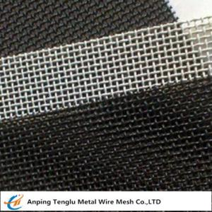 China SS 316 Wire Mesh Screen|3~500mesh Square Hole Customized Size on sale