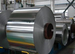 China Hot Rolled Aluminum Coil Stock Professional 8011 Alloy With Mill Finish Surface on sale