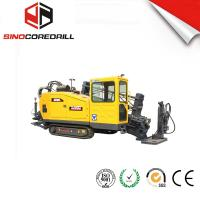 China 20Tons horizontal drilling drilling rig for sale with Cummins 6BTA5.9-C150 power engine on sale