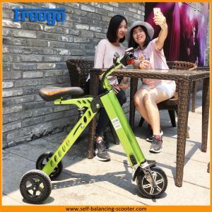 China bicicleta eléctrica portátil ligera Ebike de la vespa eléctrica plegable de 36V 250W on sale
