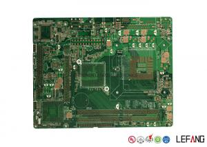 China Personal Laptop Computer Printed Circuit Board , Electronic Pcb Board 150 * 121 Mm on sale