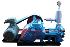China 40 Bar Pressure Single Acting Triplex  Mud Pump for Geological Survey / Agricultural Irrigation on sale