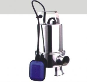 China 0.25KW 0.34HP Sewage Water Pumps Deep Well Submersible Pump For Lawn Irrigation on sale