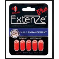 Extenze Safe Male Enhancement Pills Nutritional Supplement for Men