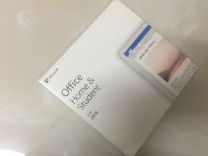 China Genuine Online Activation Microsoft Office 2019 Retail Key on sale