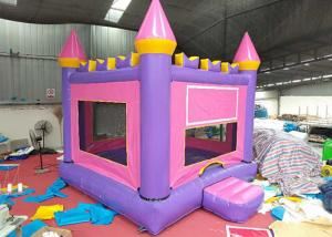 China Birthday Adult Size Bounce House / Outdoor Commercial Inflatable Bouncers on sale