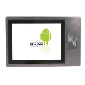 China RK3399 Processor Android Tablet Pc NFC / RFID Card Reader on sale