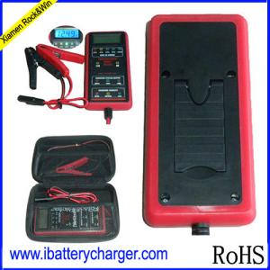 China lead acid battery tester on sale