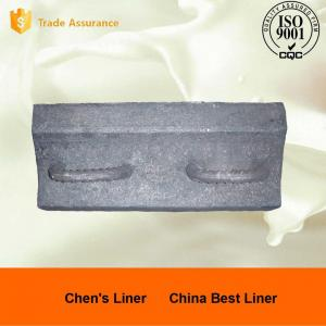 Quality High Cr Steel End Liner Castings HRC43-52 Hardness Abrasion Resistance for sale