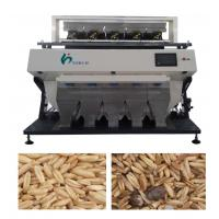 LED Optical Color Sorter Machine For Grain With Italy Imported MATRIX Ejector